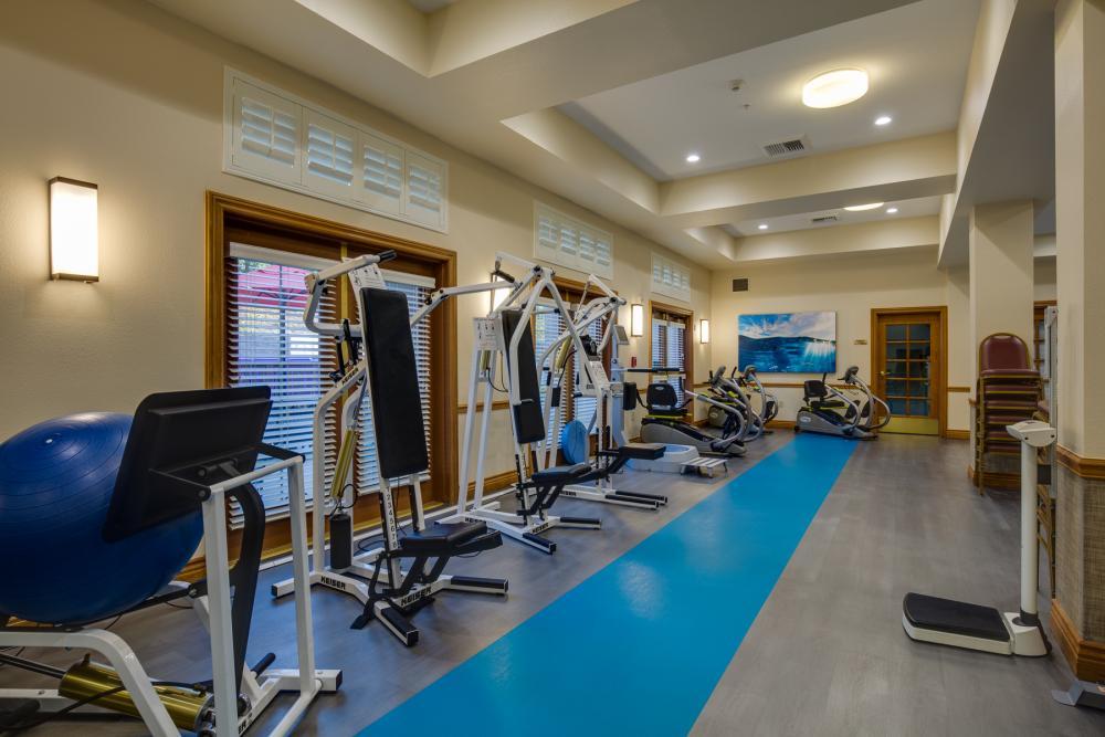 PrimeFit Gym - Fairwinds - Ivey Ranch Retirement Community