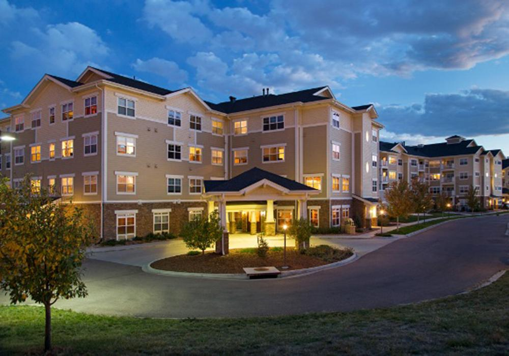 Arbours   MacKenzie Place Retirement Community Colorado Springs  Our Retirement Communities   Leisure Care. Retirement Communities Denver Colorado Area. Home Design Ideas