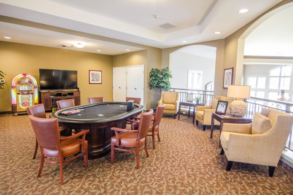The Willows Game Room