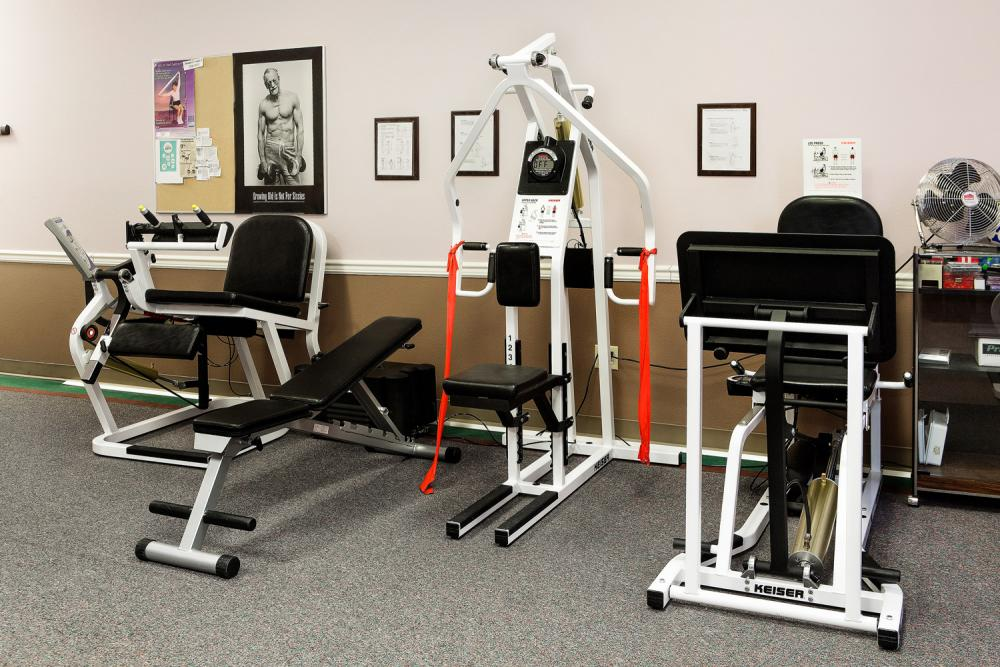 PrimeFit Gym - Washington Oakes Retirement Community