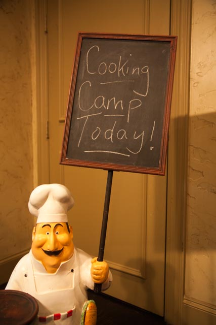 Cooking Camp Today