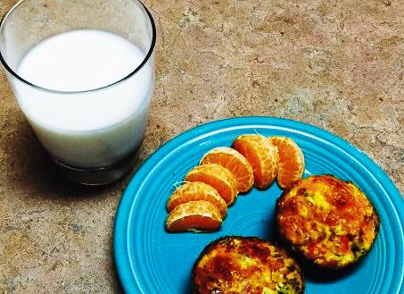 Egg & Veggie Muffin Recipe