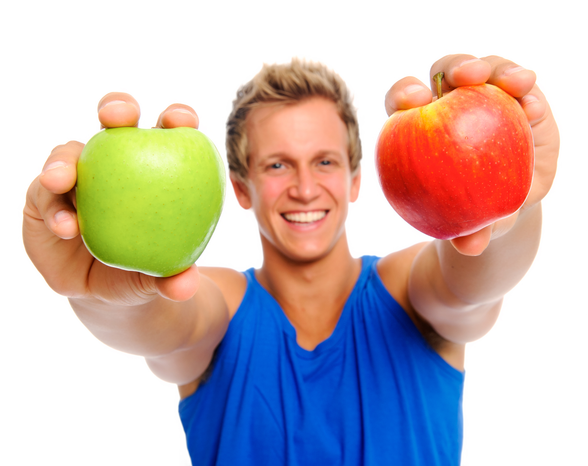 Healthy Man