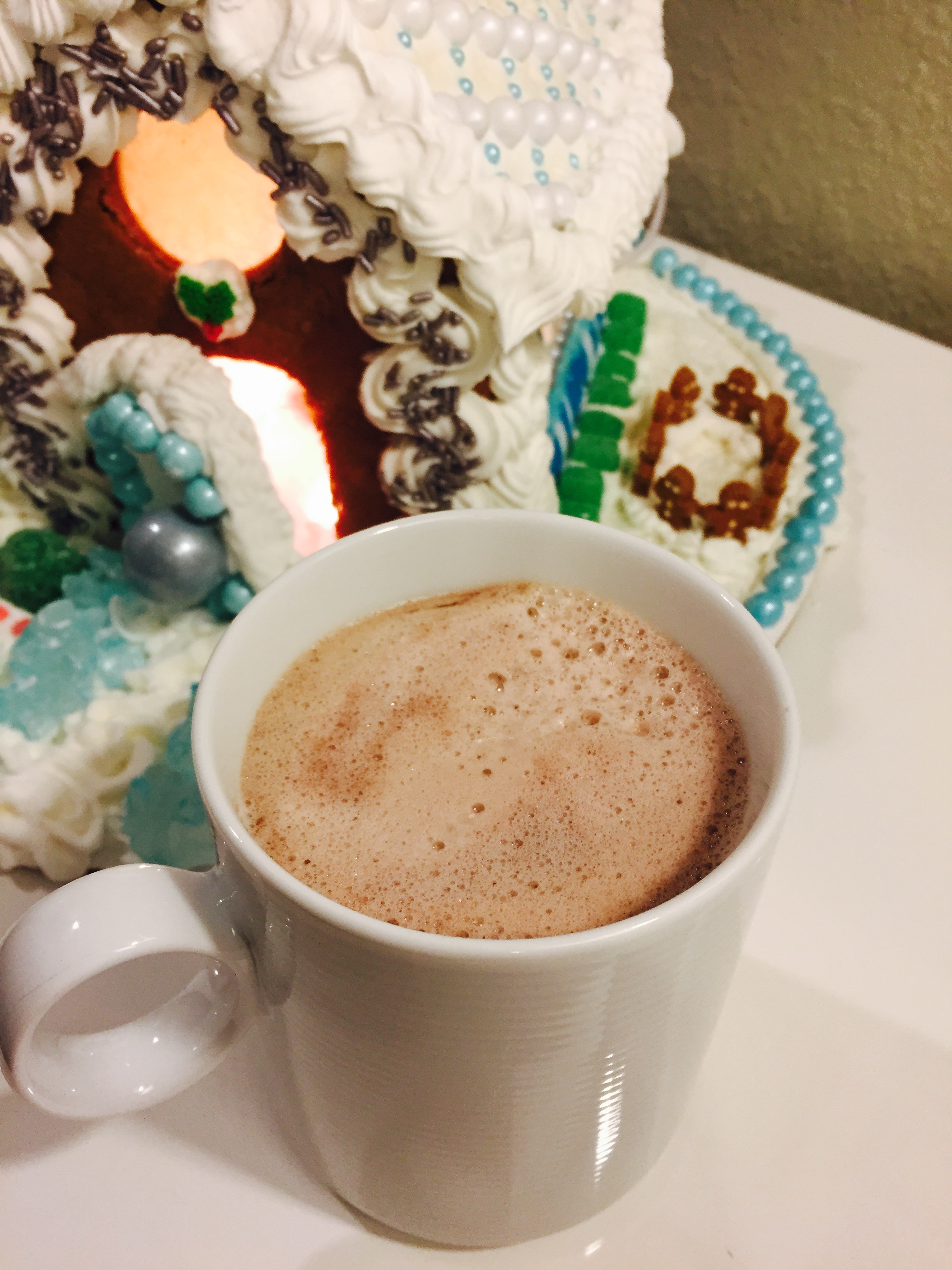 Homeade Hot Chocolate