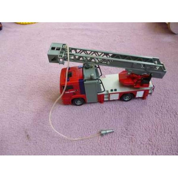 Borrow Fire Engine with great sound effects