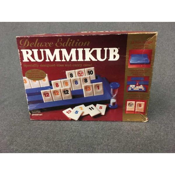 Borrow Rummikub