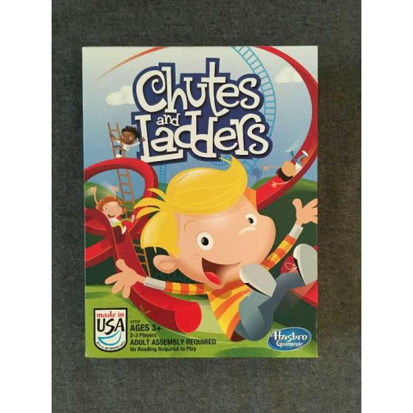 Borrow Chutes And Ladders