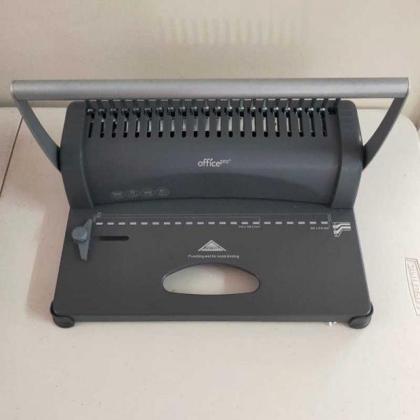 Borrow Comb Binding Machine