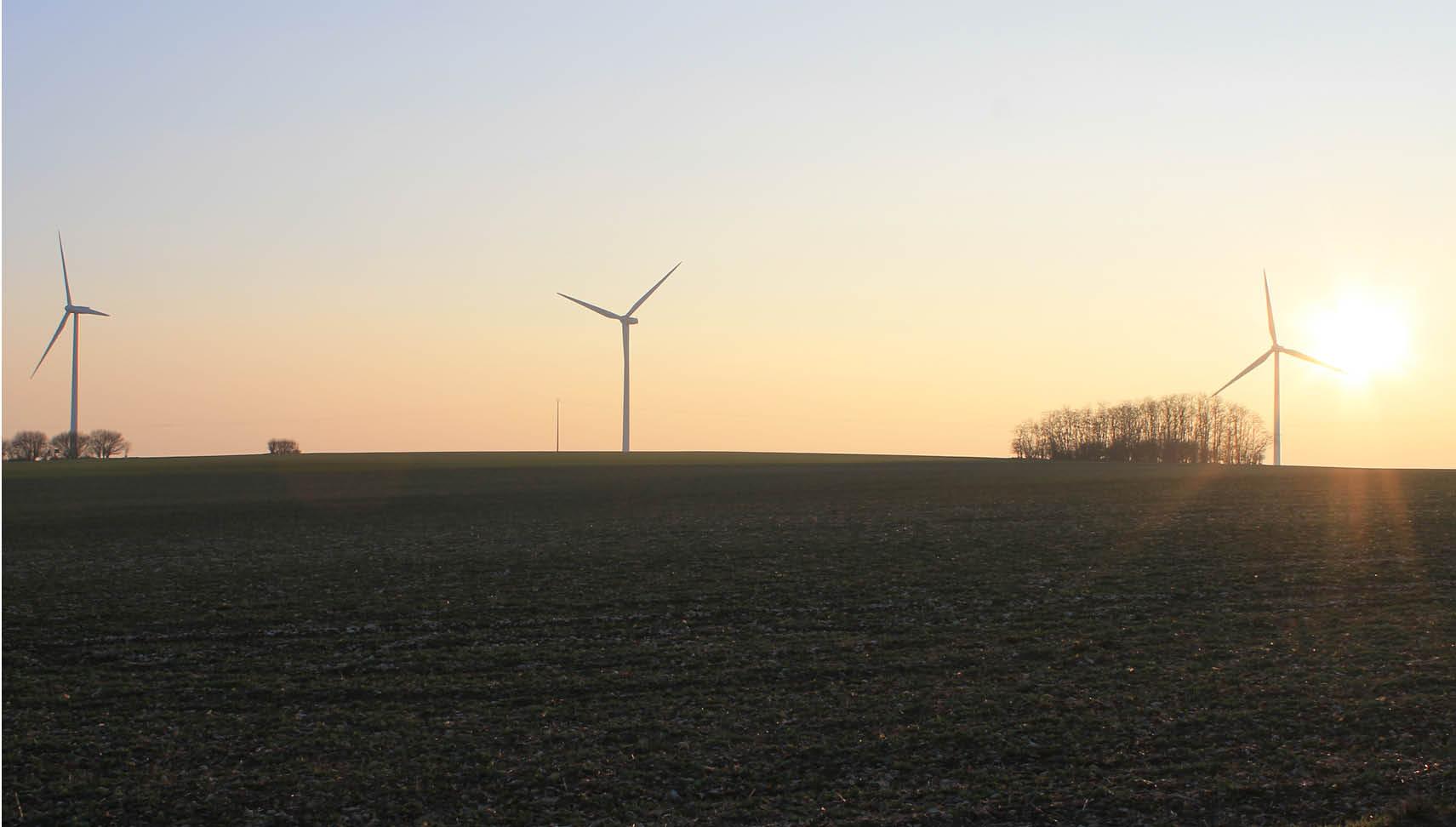 Parc éolien de Liniez I