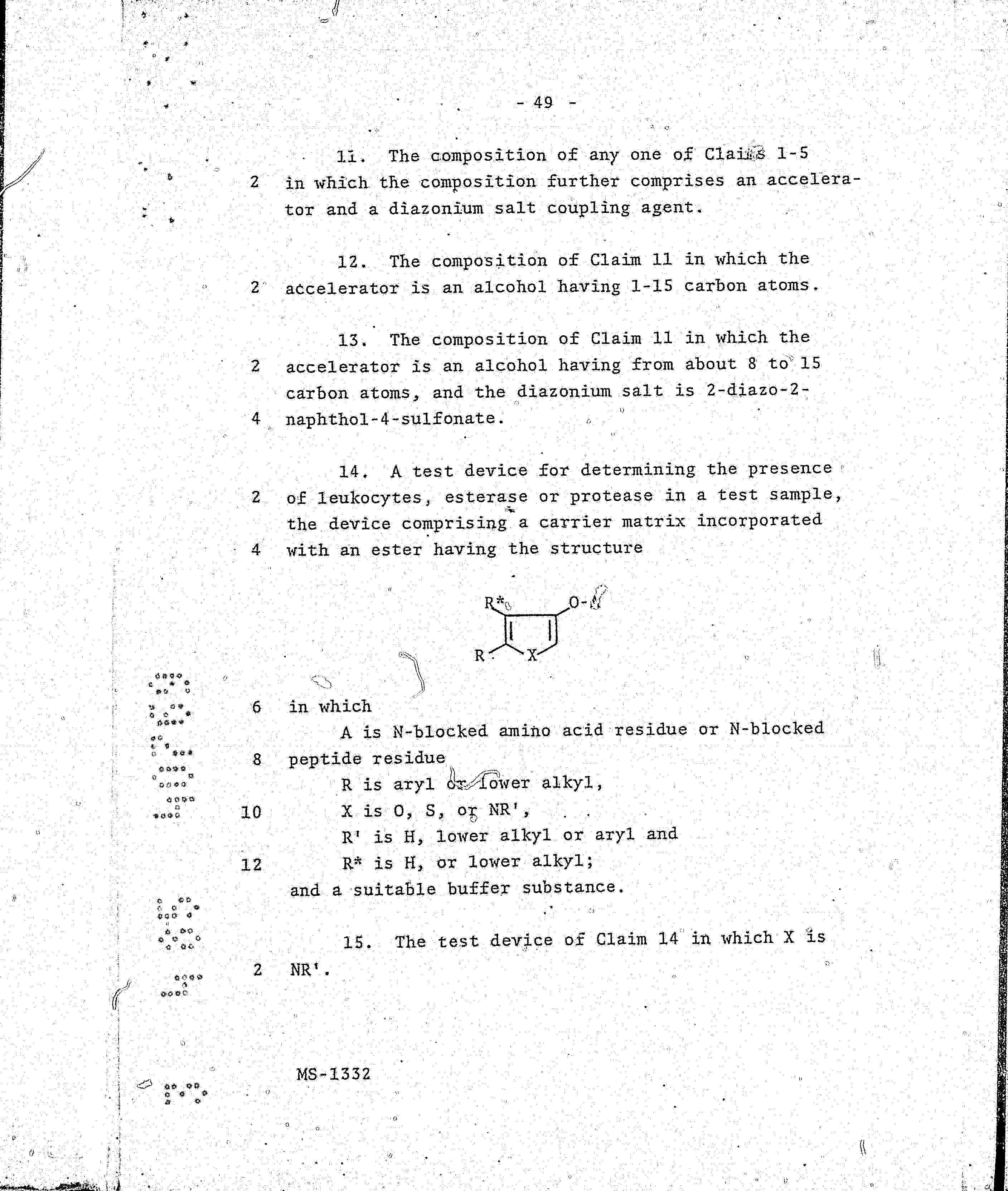 AU 1985/040769 A - Determining The Presence Of Leukocytes