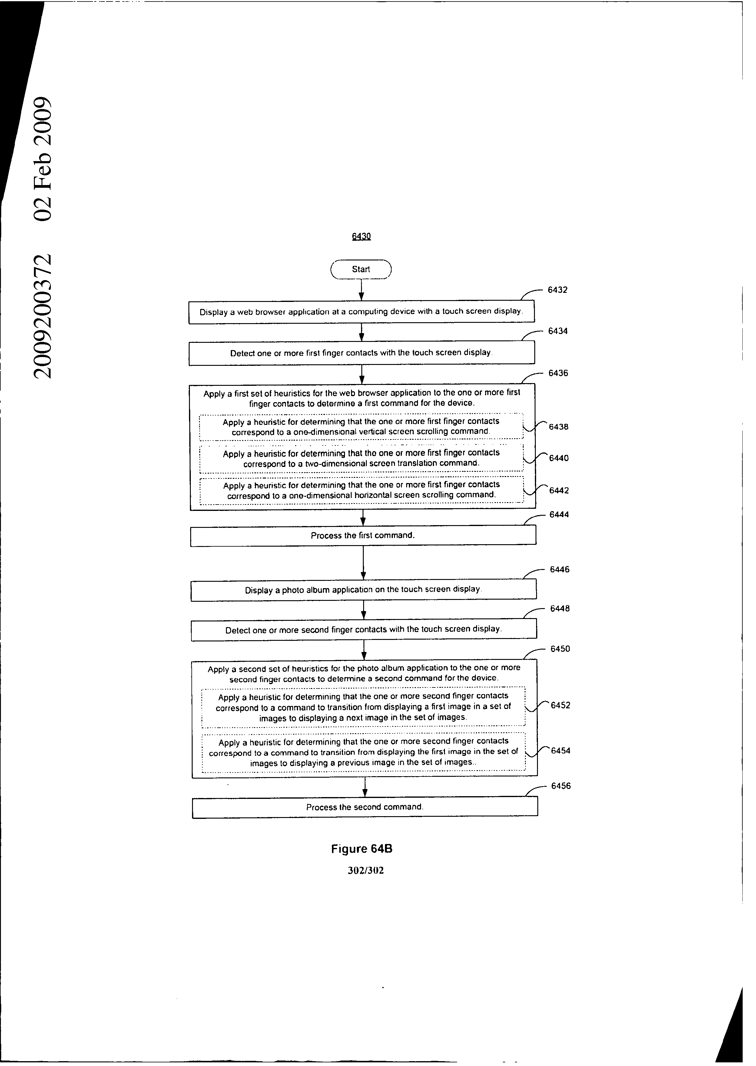 AU 2009/200372 B2 - Touch Screen Device, Method, And