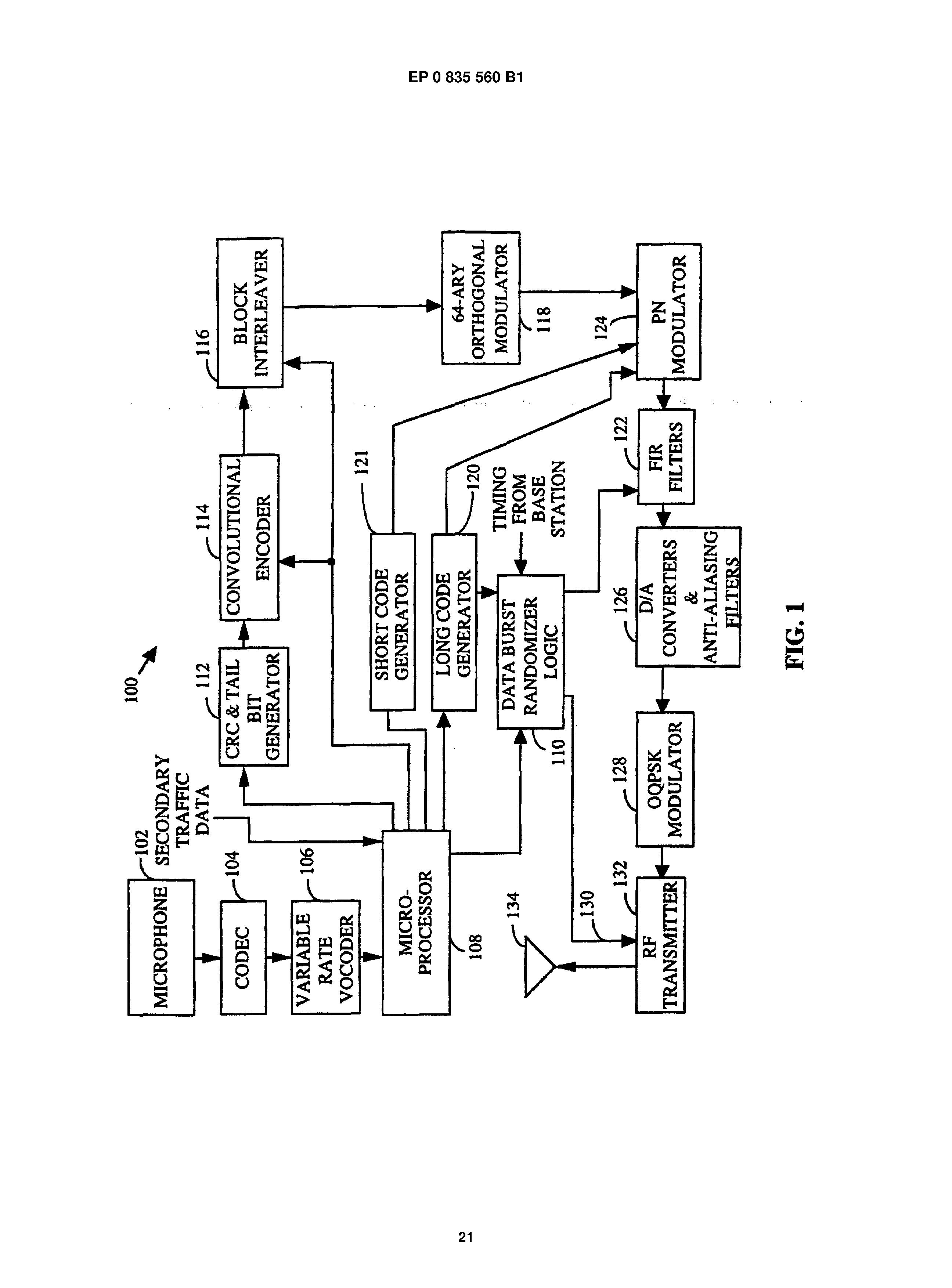 CN 1097898 C - Method And Apparatus For Determining Signal