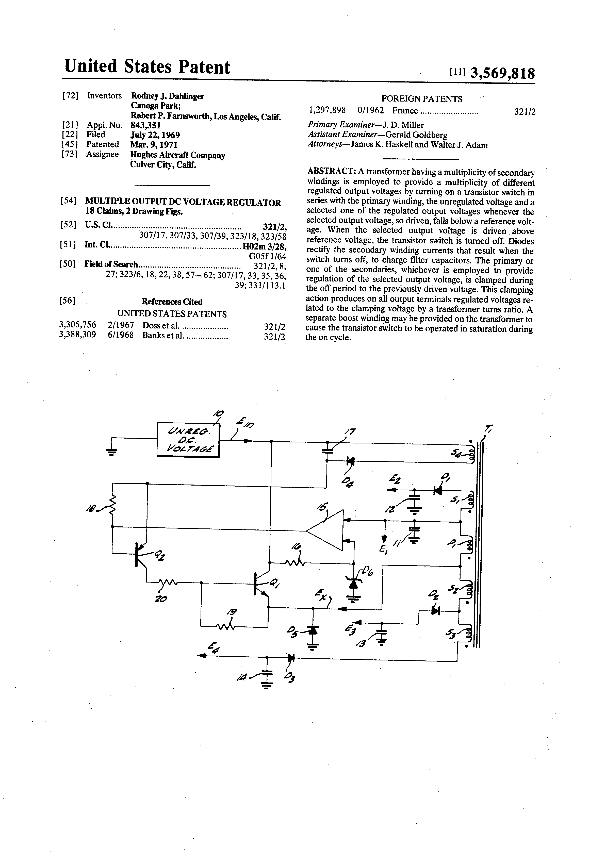 Fig 321 Basic Boost Converter Circuit