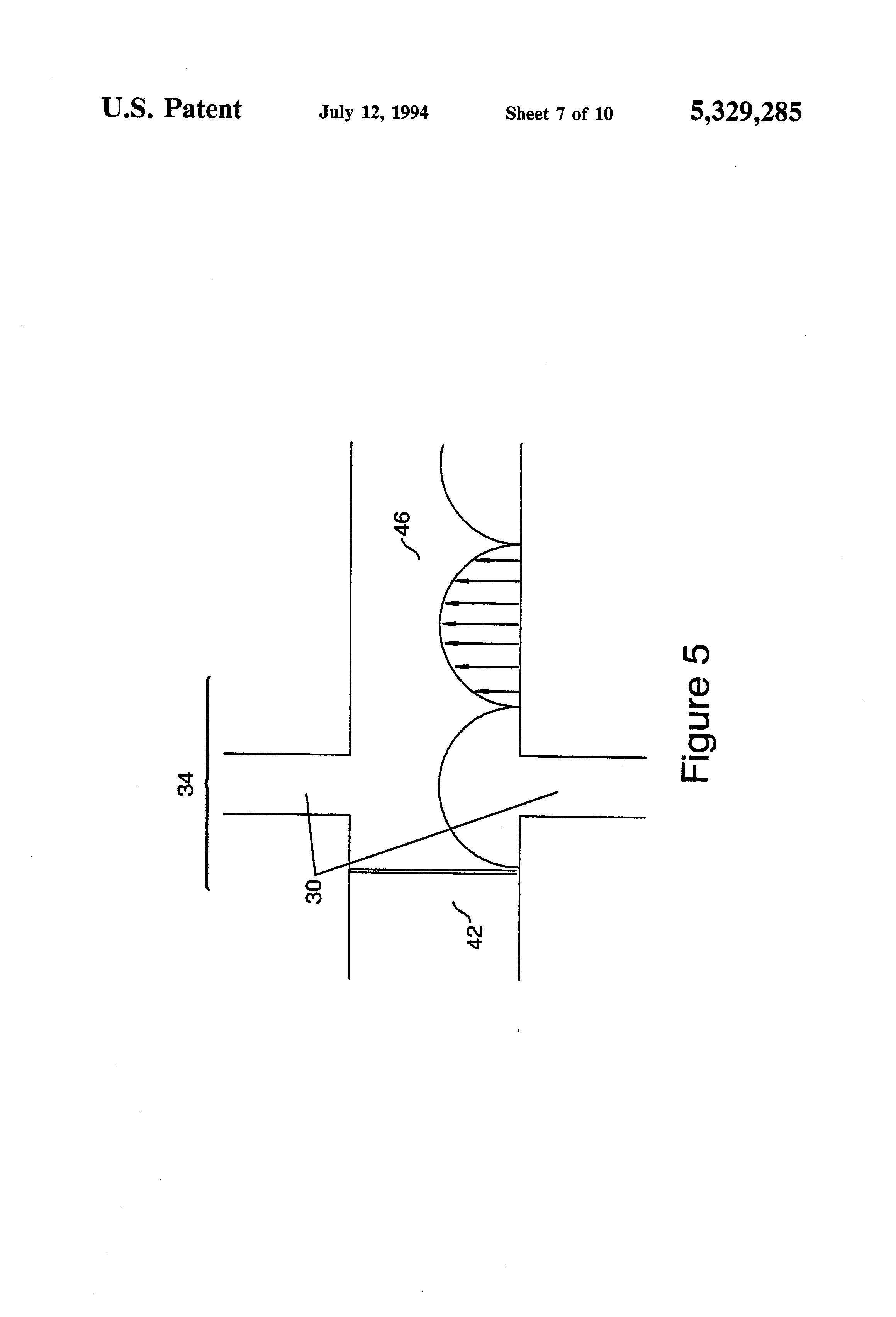 US 5329285 A - Dually Polarized Monopulse Feed Using An Orthogonal