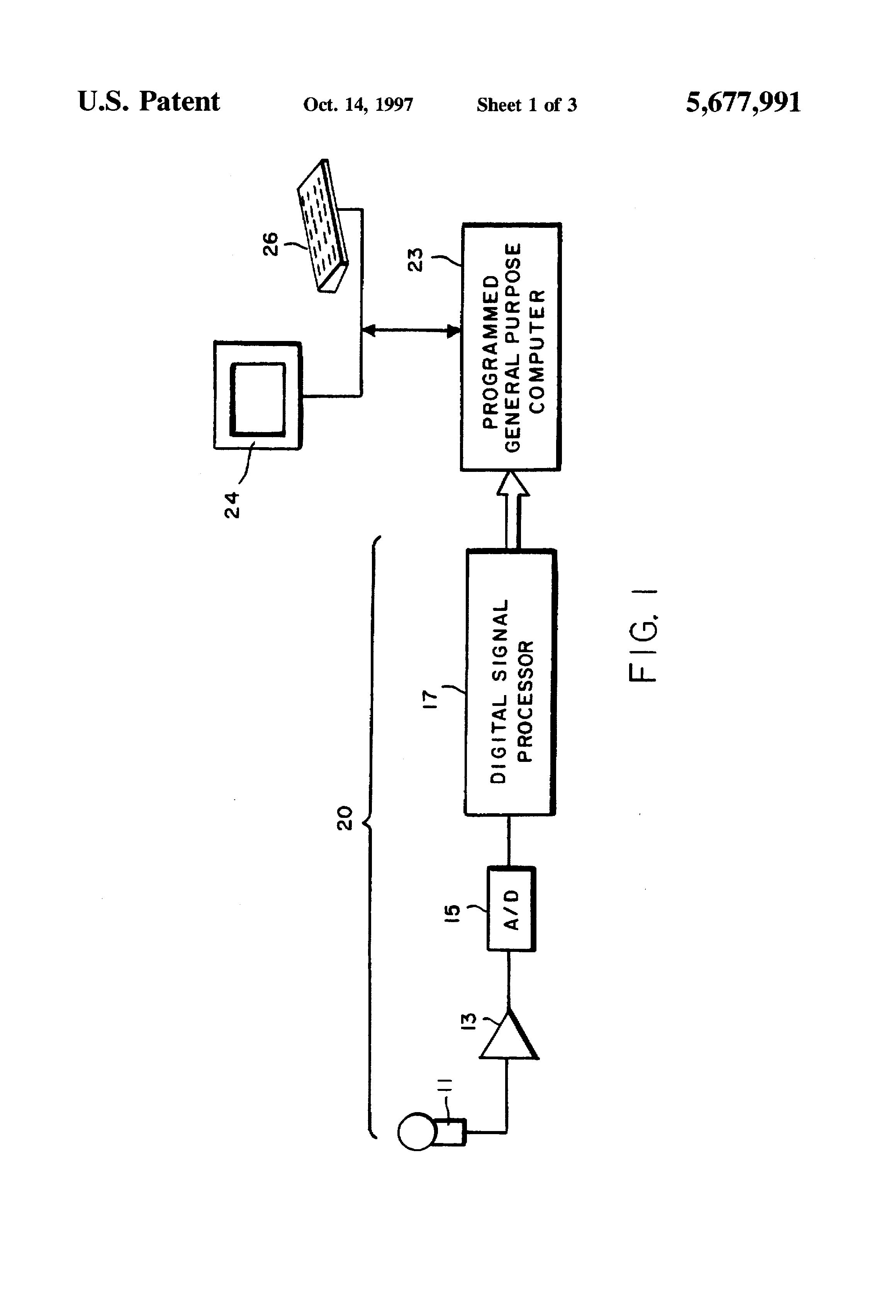 US 5677991 A - Speech Recognition System Using Arbitration