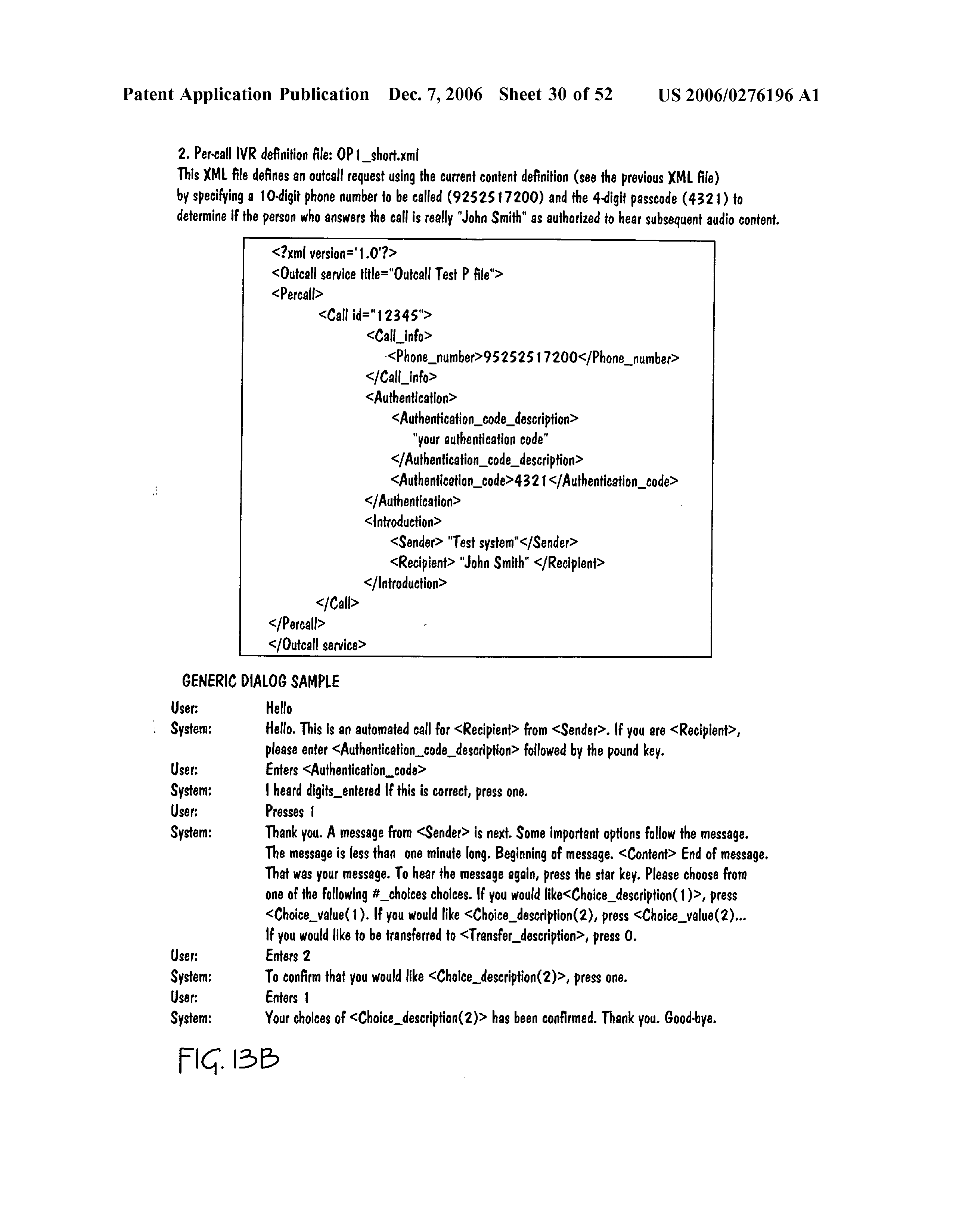 US 2006/0276196 A1 - Method And System For Wireless Voice Channel