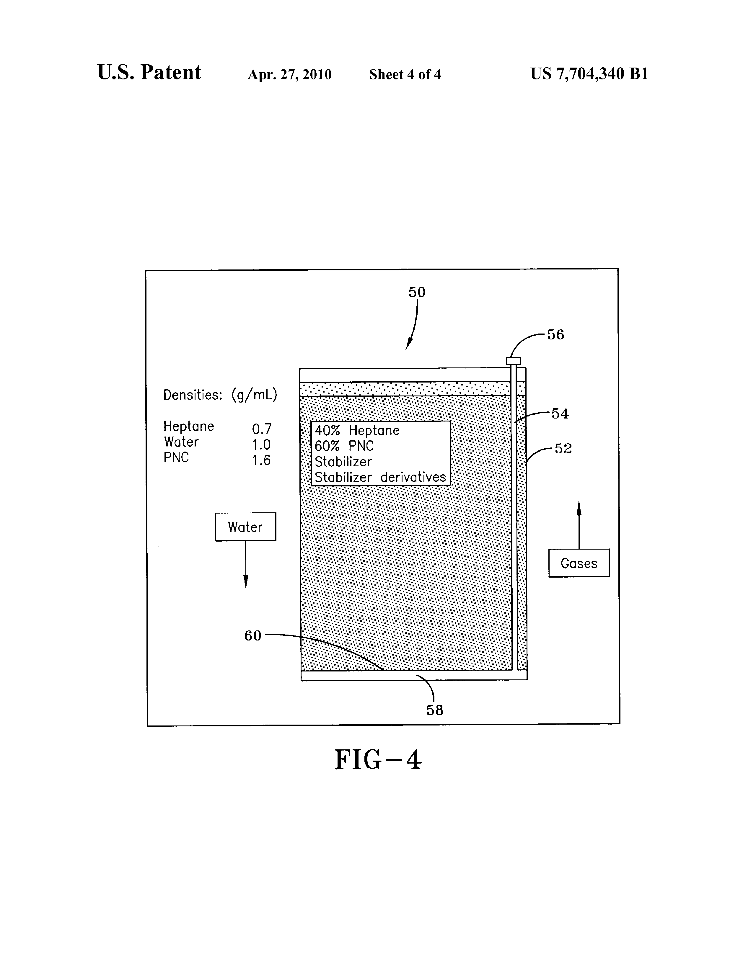 US 7704340 B1 - Pelletized Nitrocellulose (pnc) Manufacture And Long
