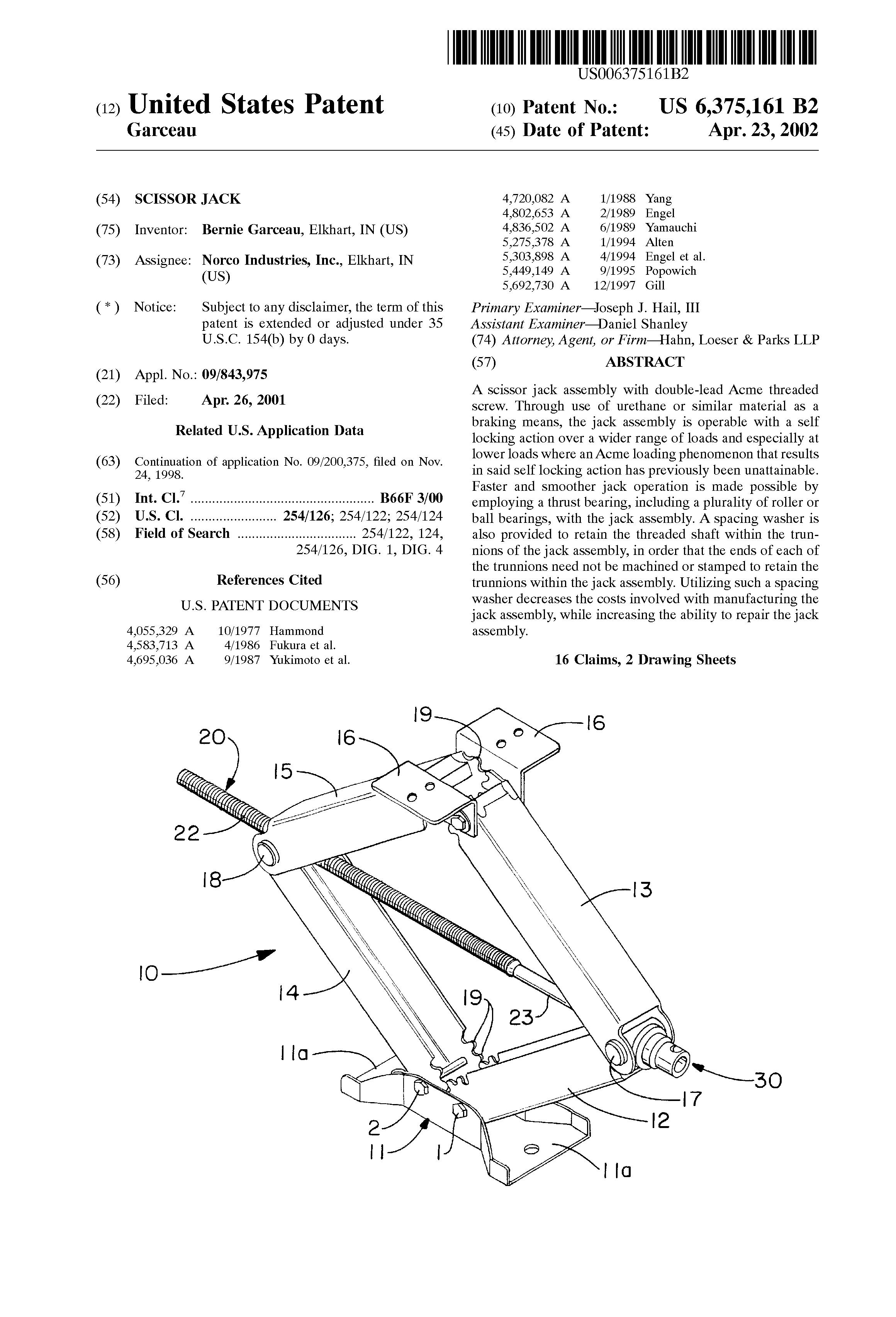 Design of car jack -  Page 1 7
