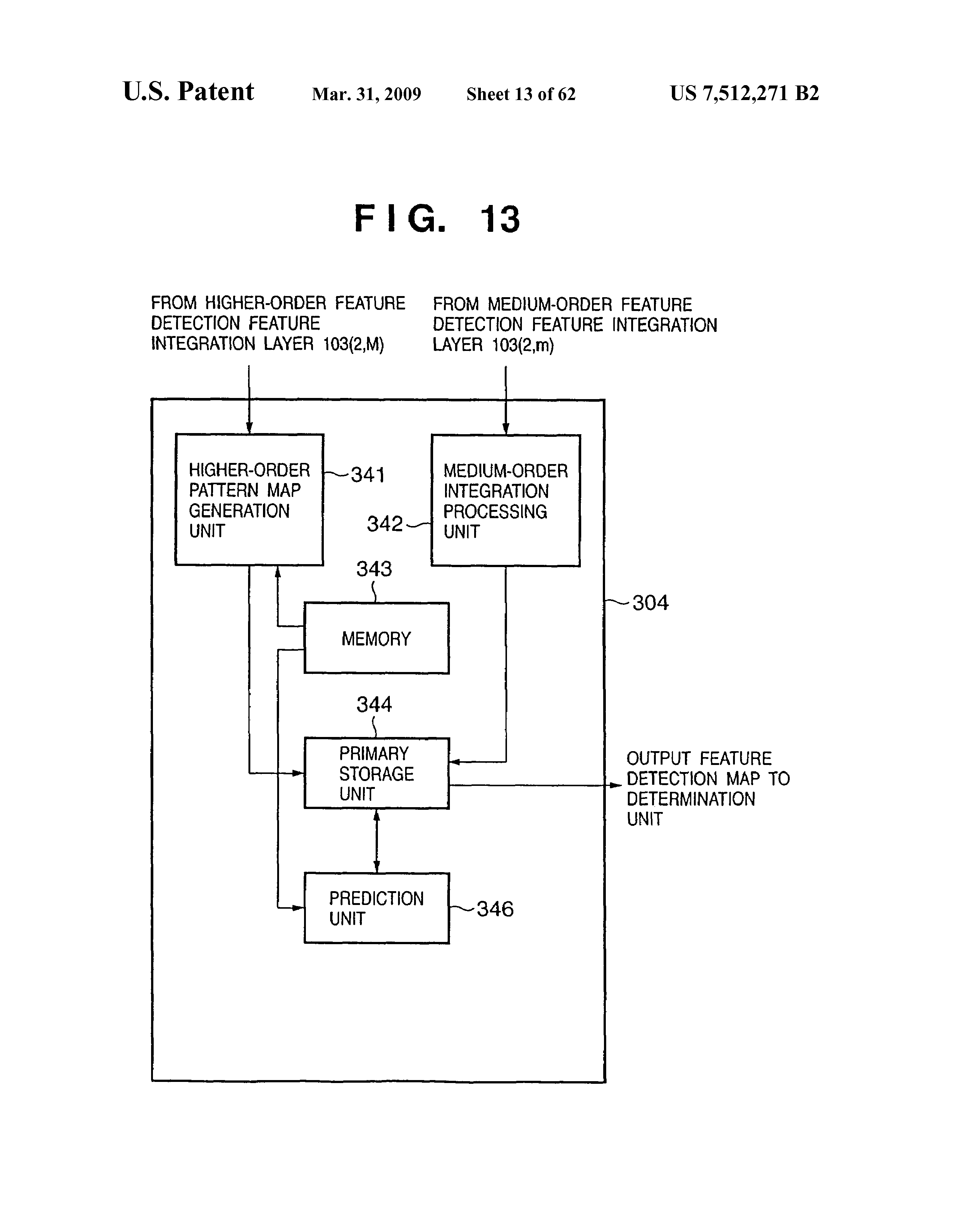 US 7512271 B2 - Dynamically Reconfigurable Signal Processing