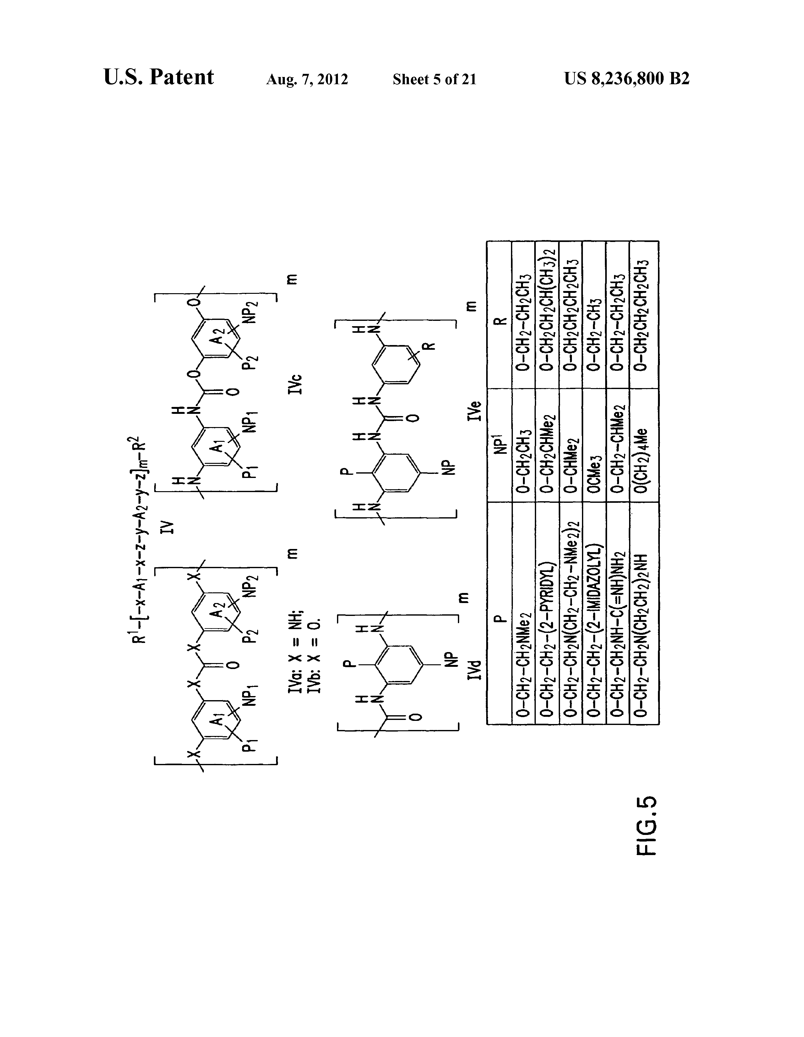 US 8236800 B2 - Facially Amphiphilic Polymers And Oligomers And Uses
