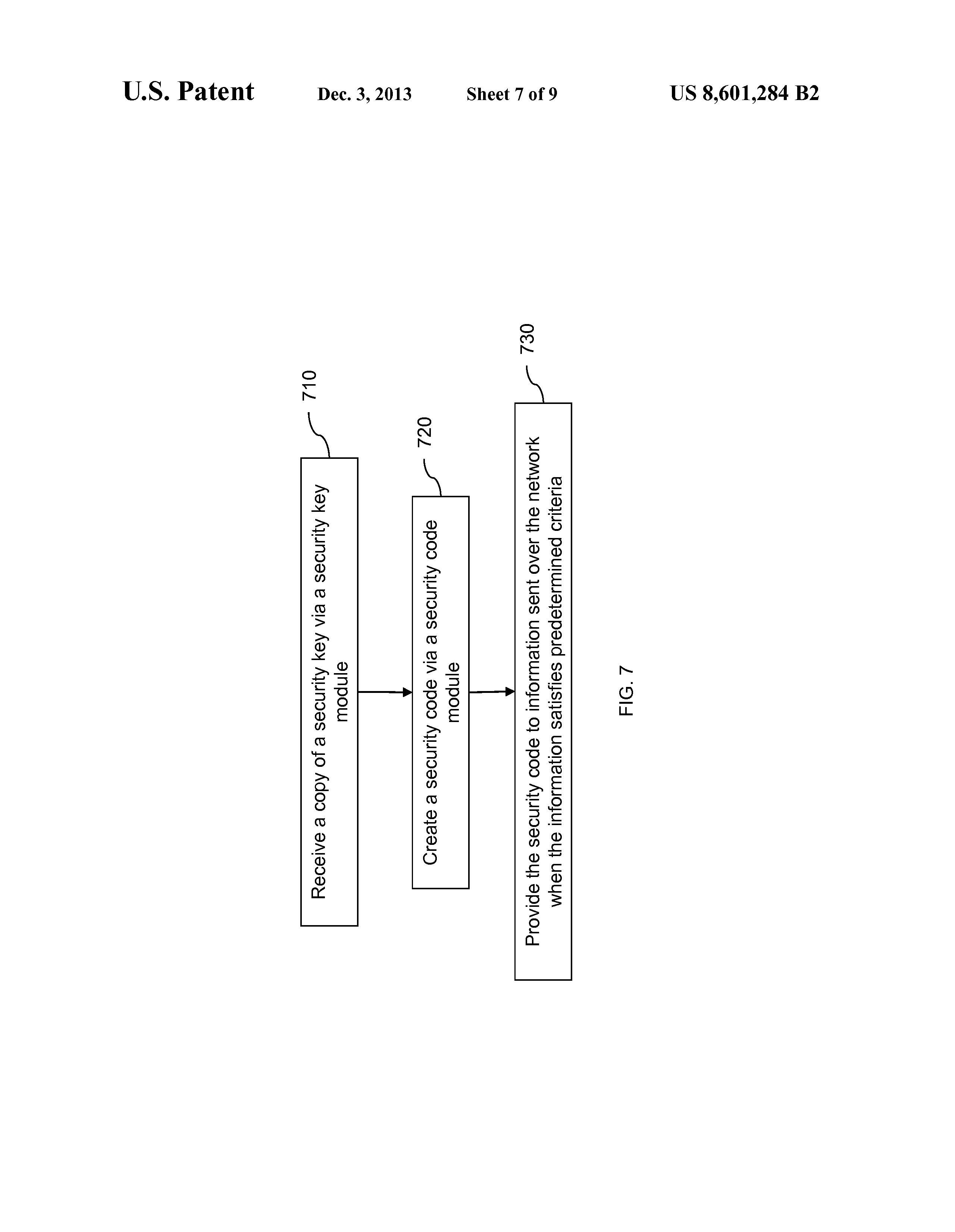 US 8601284 B2 - Secure Connected Digital Media Platform - The Lens