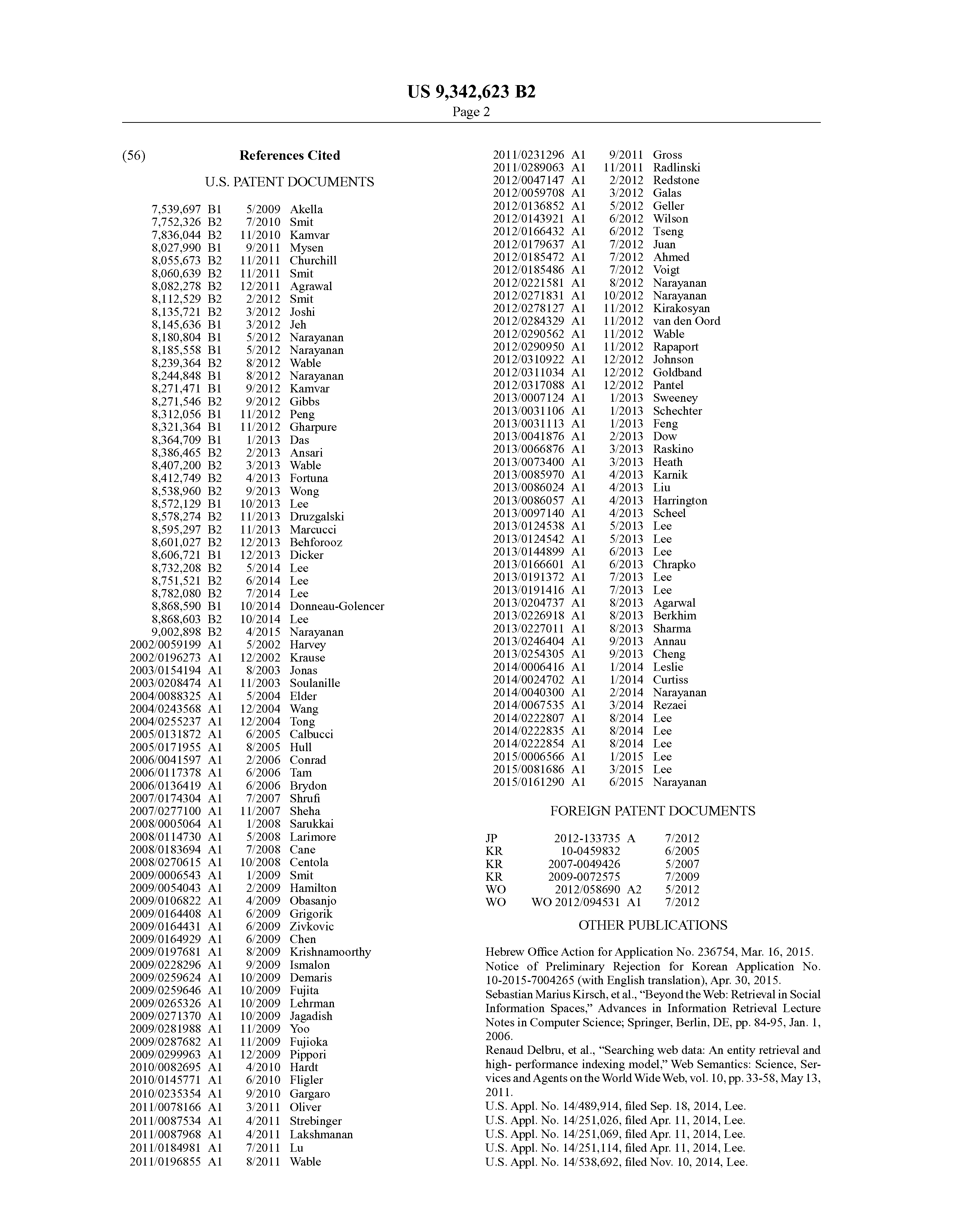 US 9342623 B2 - Automatically Generating Nodes And Edges In An