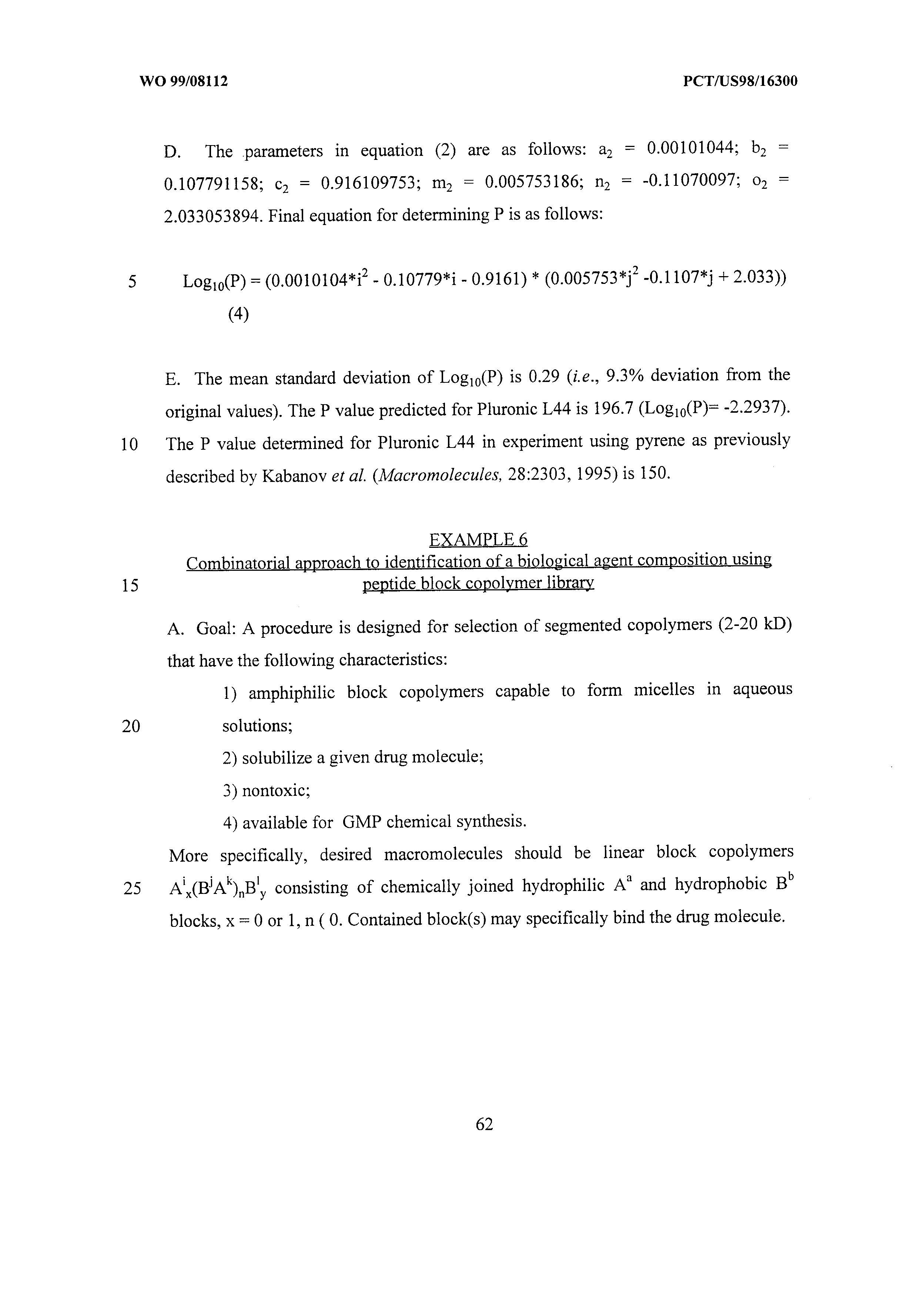 WO 1999/008112 A1 - Methods Of Identifying Biological Agent
