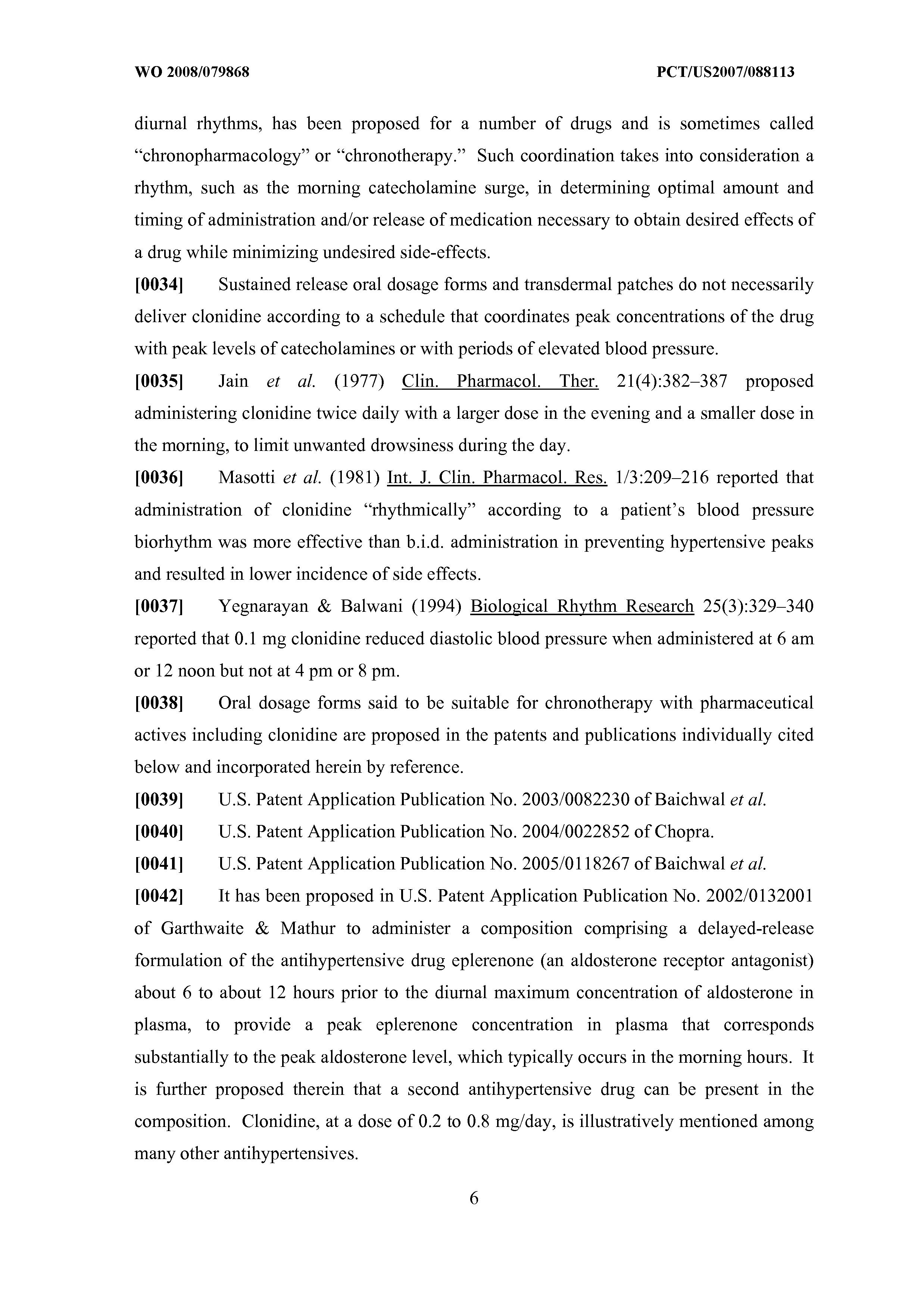 Clonidine Free Trial