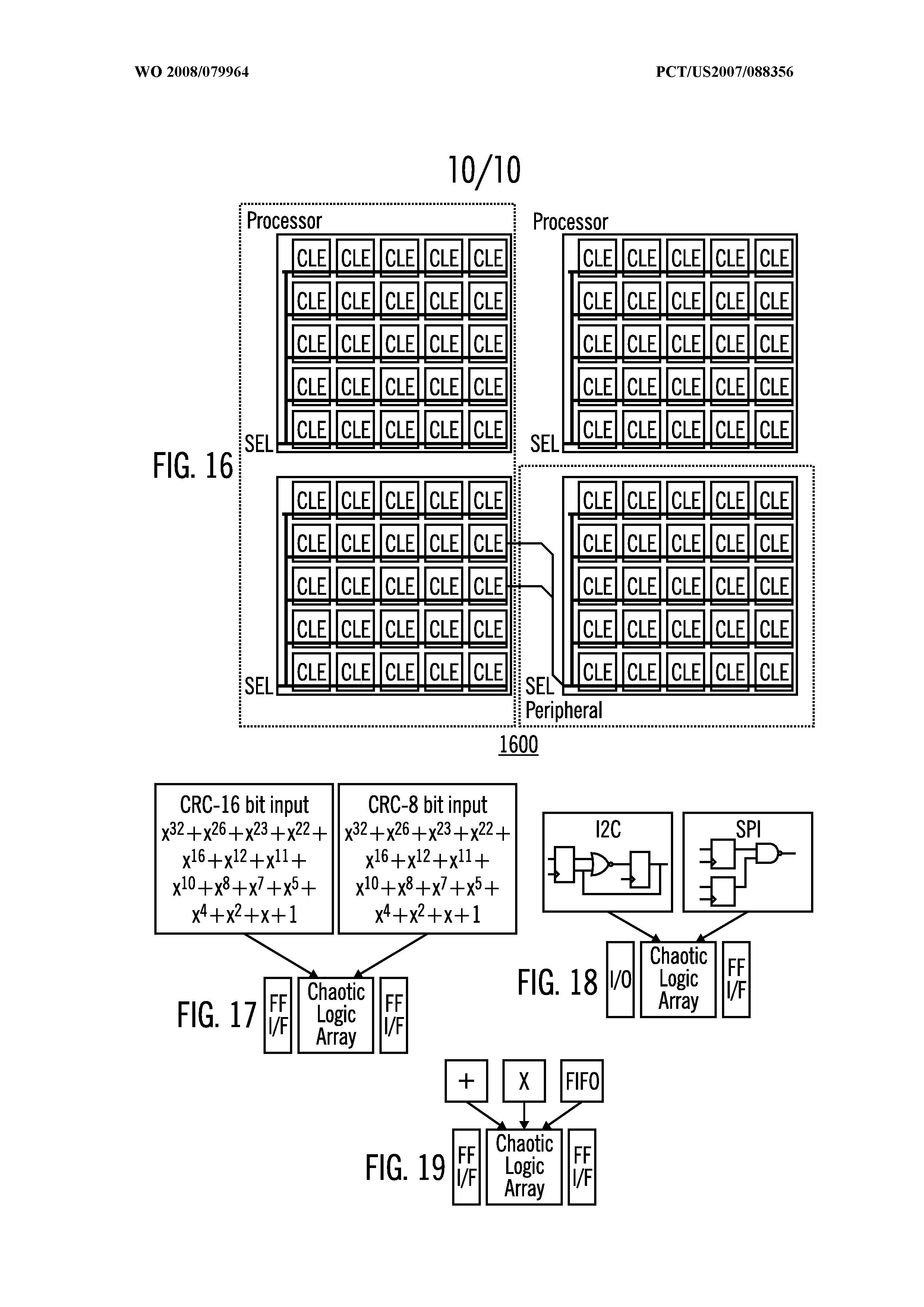WO 2008/079964 A1 - Dynamically Configurable Logic Gate Using A