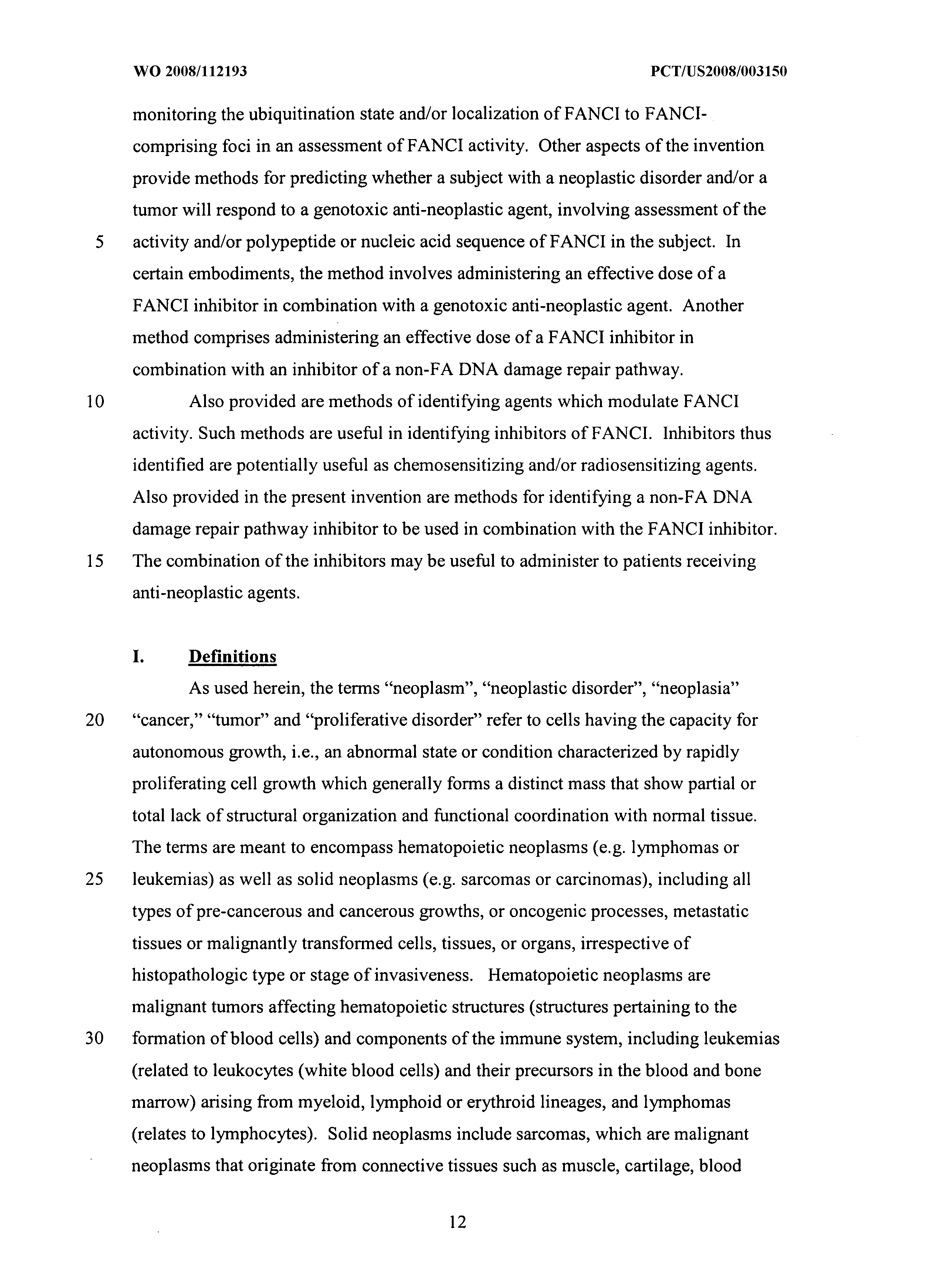 WO 2008/112193 A1 - Prognostic, Diagnostic, And Cancer