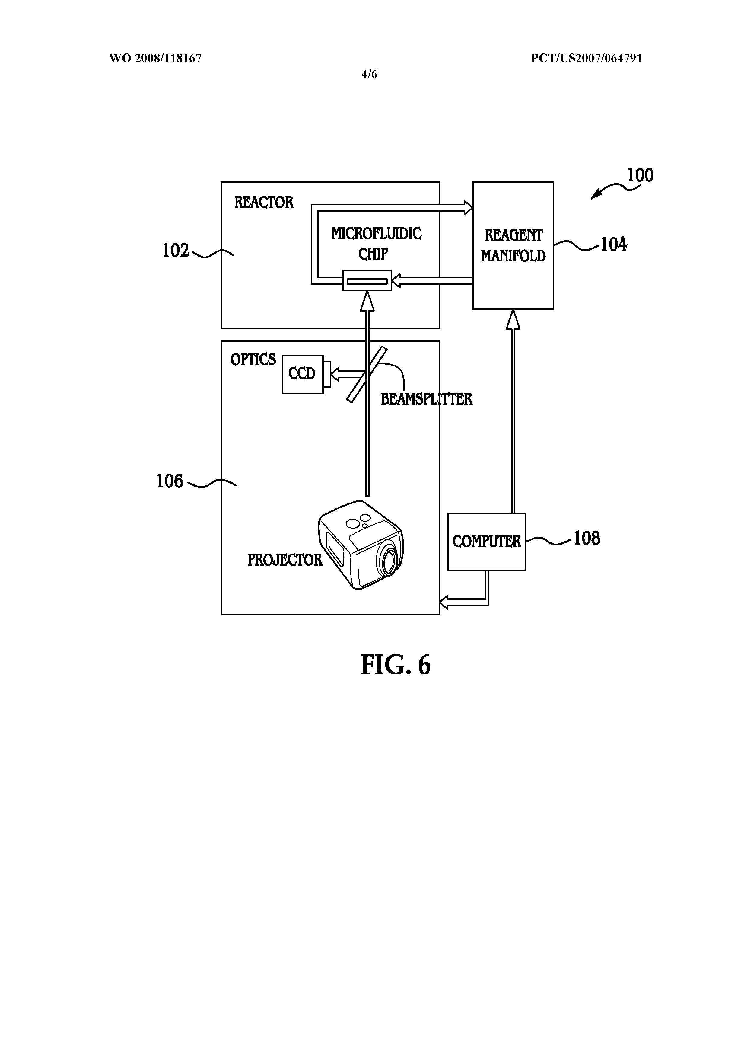 WO 2008/118167 A1 - Method For Forming Molecular Sequences