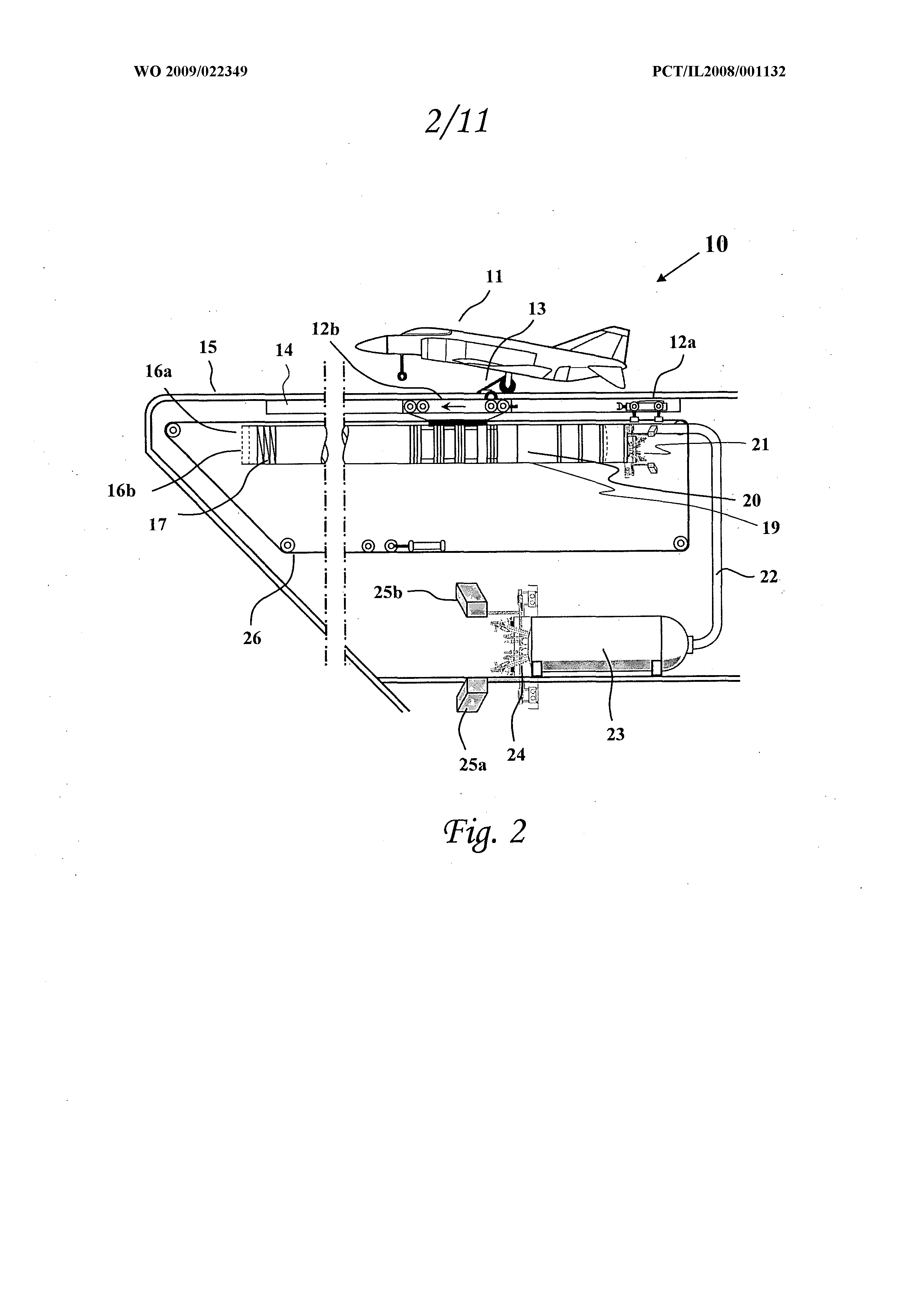 Wo 2009 022349 A1 An Aircraft Catapult System Actuated By Engineering Schematics Page 38 50