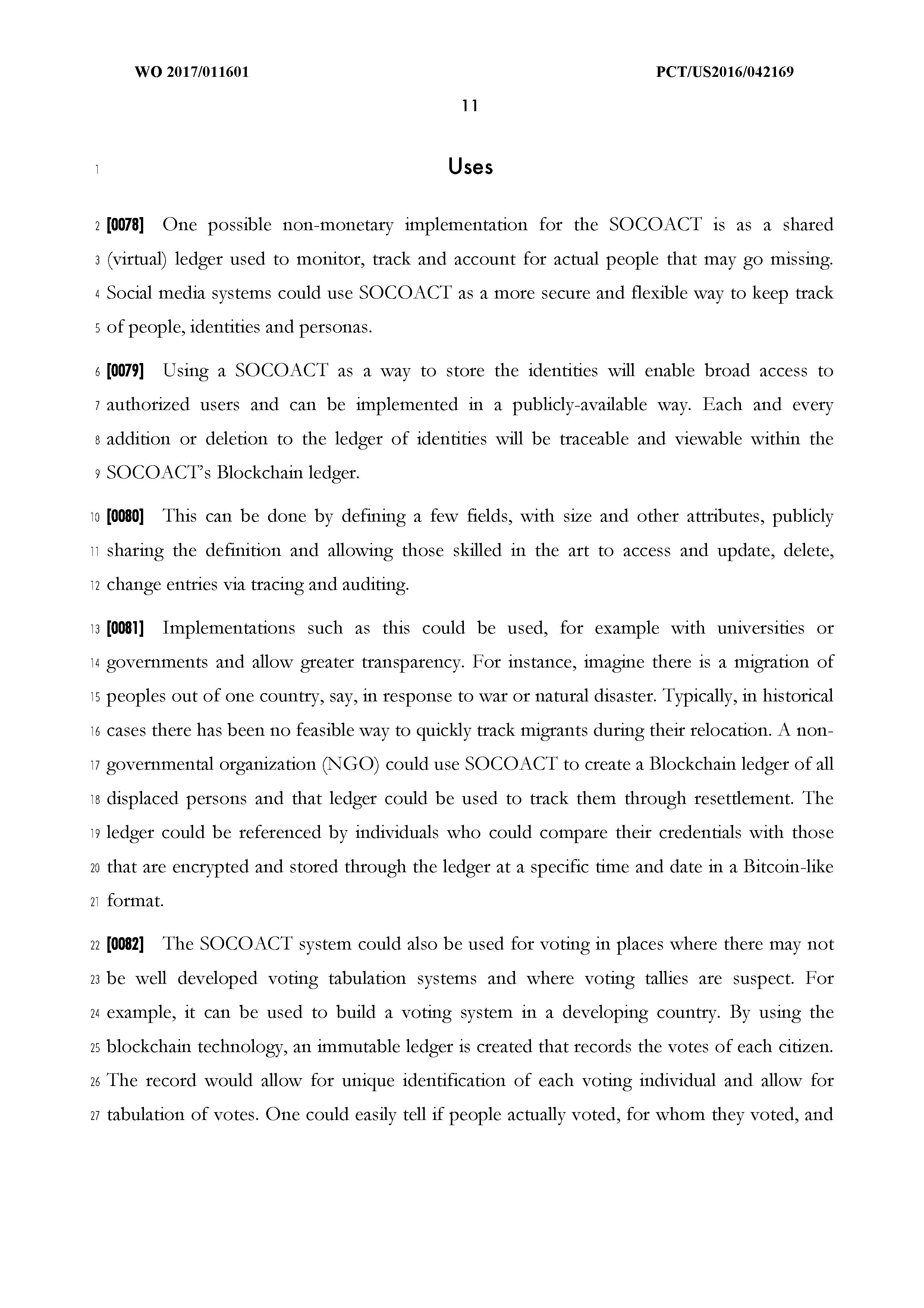 WO 2017/011601 A1 - Computationally Efficient Transfer