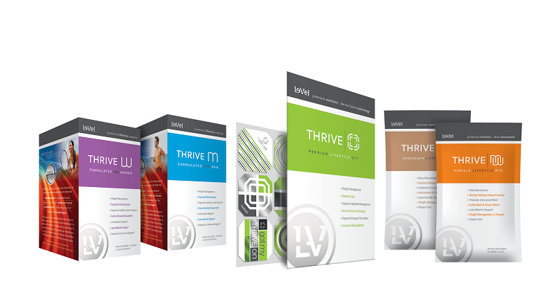 The burning question: What is in Le-Vel THRIVE?