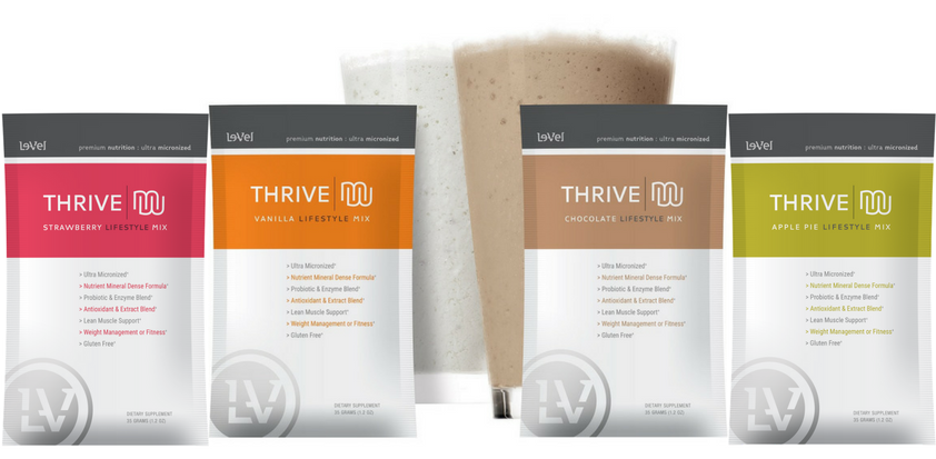 THRIVE Mix Can Help You Stay on Track This Summer