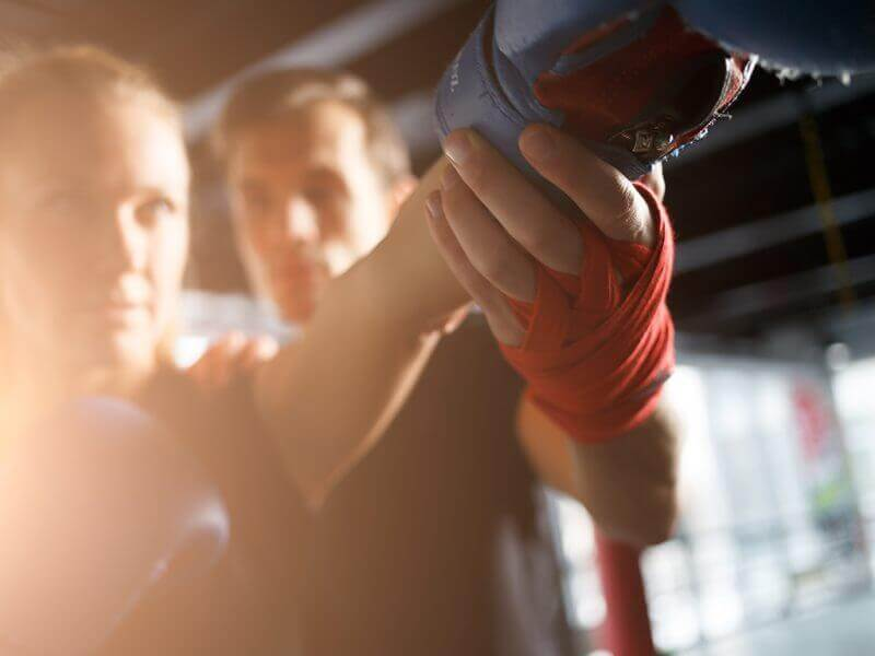 Fitness Trends Boxing