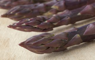 Food Trend • Purple Asparagus