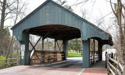 Long Grove's National Historic Bridge is Saved!