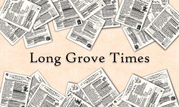Long Grove Times – #38 Fall, 2017