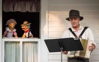 Farmhouse Back Porch Draws Rave Reviews