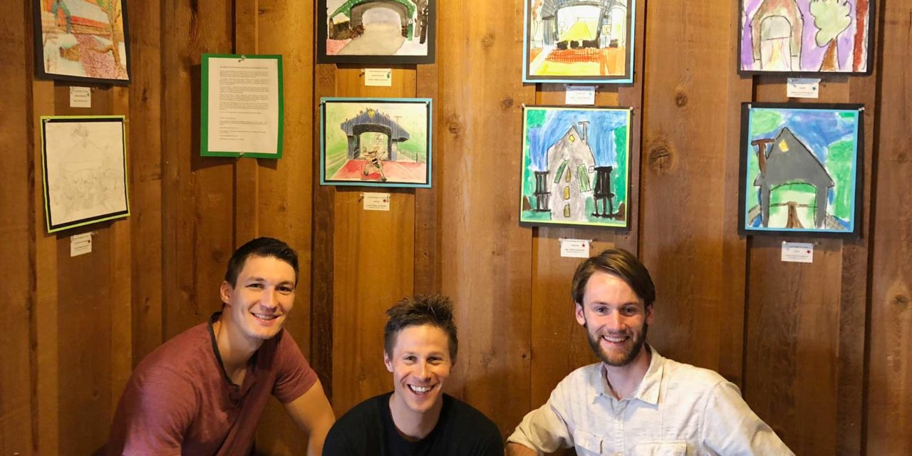 Long Grove Covered Bridge Drawing Contest Winners