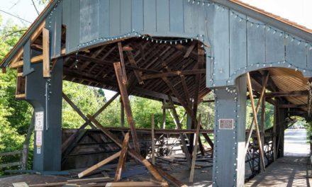 Bridge Damaged