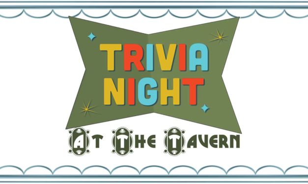 Our First Annual Trivia Night