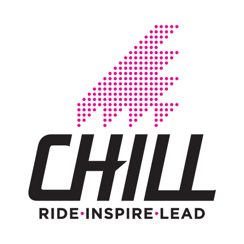 Chill Logo National - Ride, Inspire, Lead