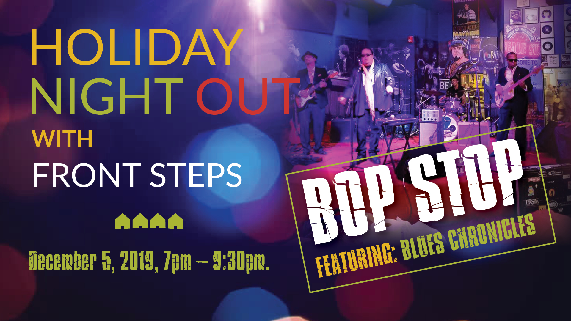 Bop Stop Holiday