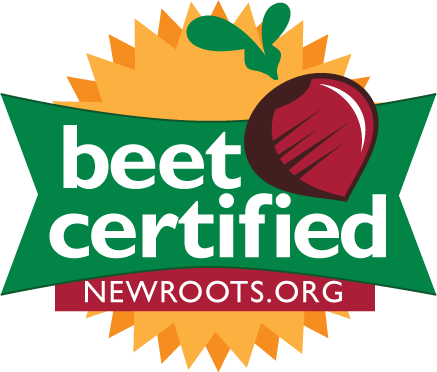 Beet Certified Badge