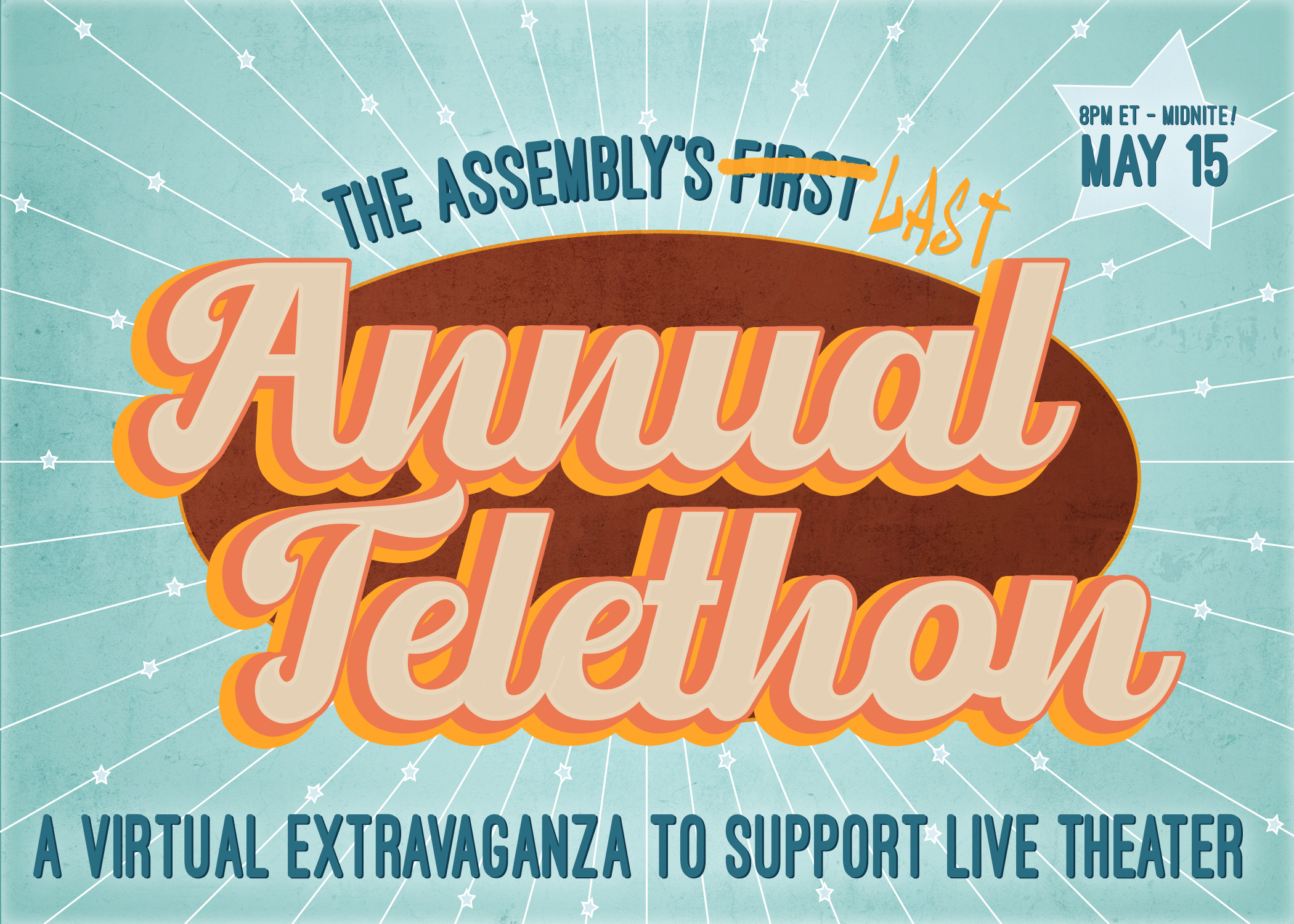 The Assembly's Telethon May 15