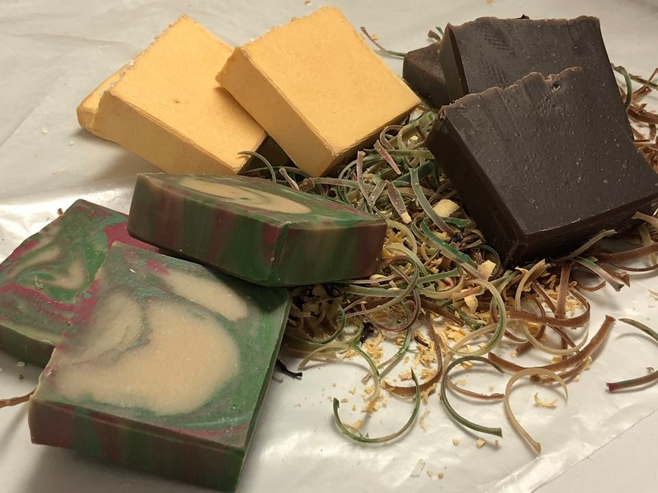 soap by Jane Hill