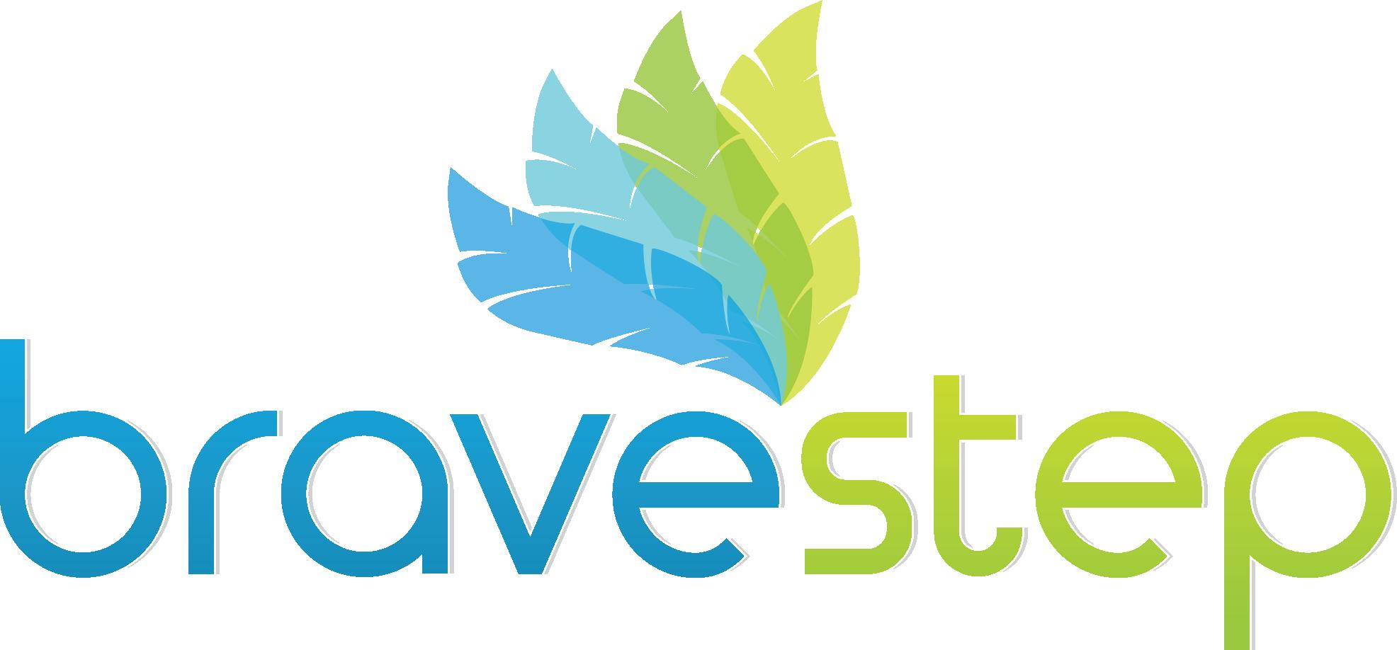 Brave Step logo