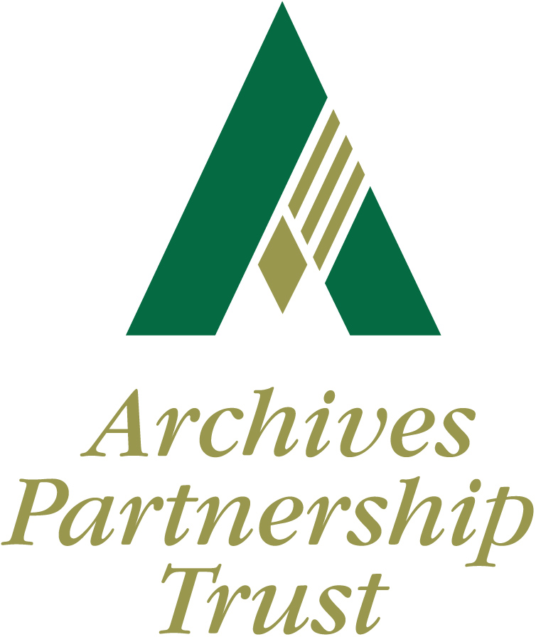 Archives Partnership Trust Stacked Logo